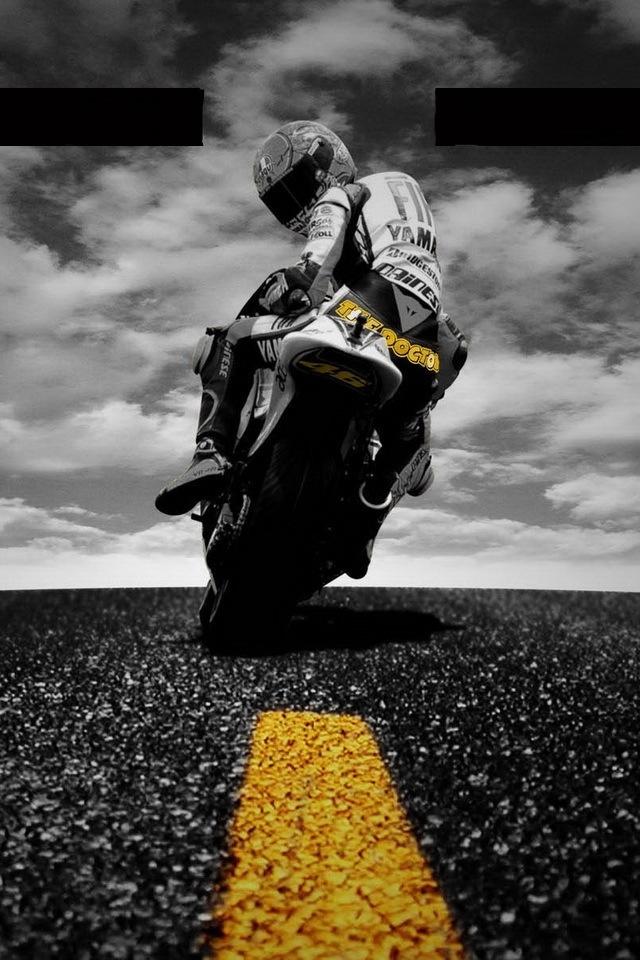49 Motorcycle Iphone Wallpaper On Wallpapersafari
