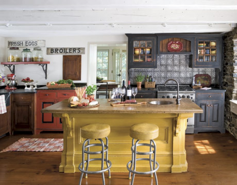 Kitchen Country Wall Decor Wallpaper MYKITCHENINTERIOR 1440x1126