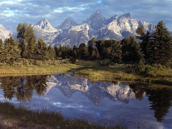 Download National Parks Screensaver 600x450