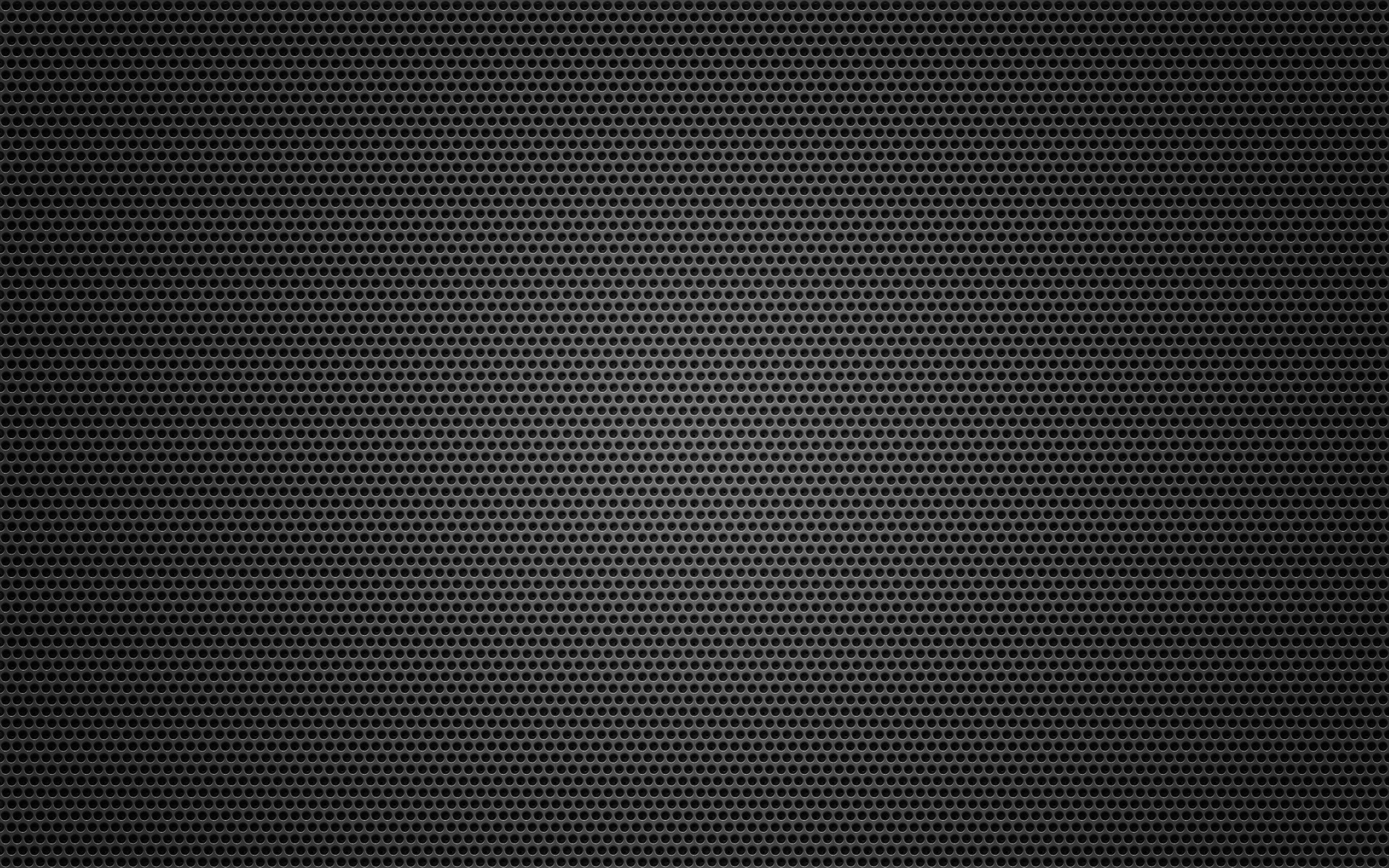 metal mesh steel black Backgrounds Textures Black background 2560x1600
