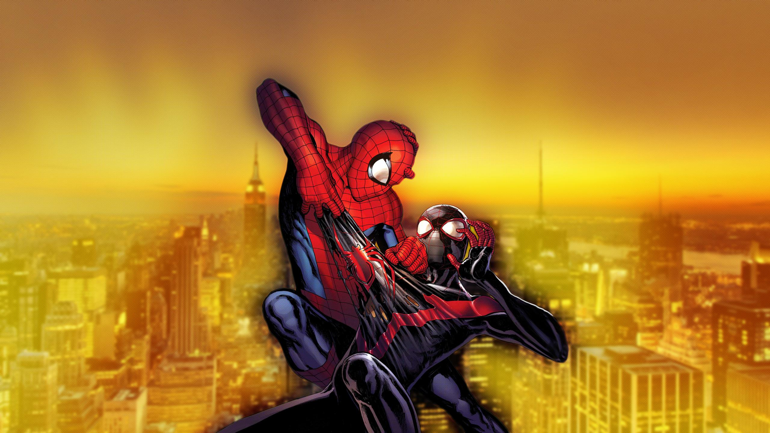 1440p] Spiderman Spiderman Wallpaper   1080p in comments iimgur 2560x1440
