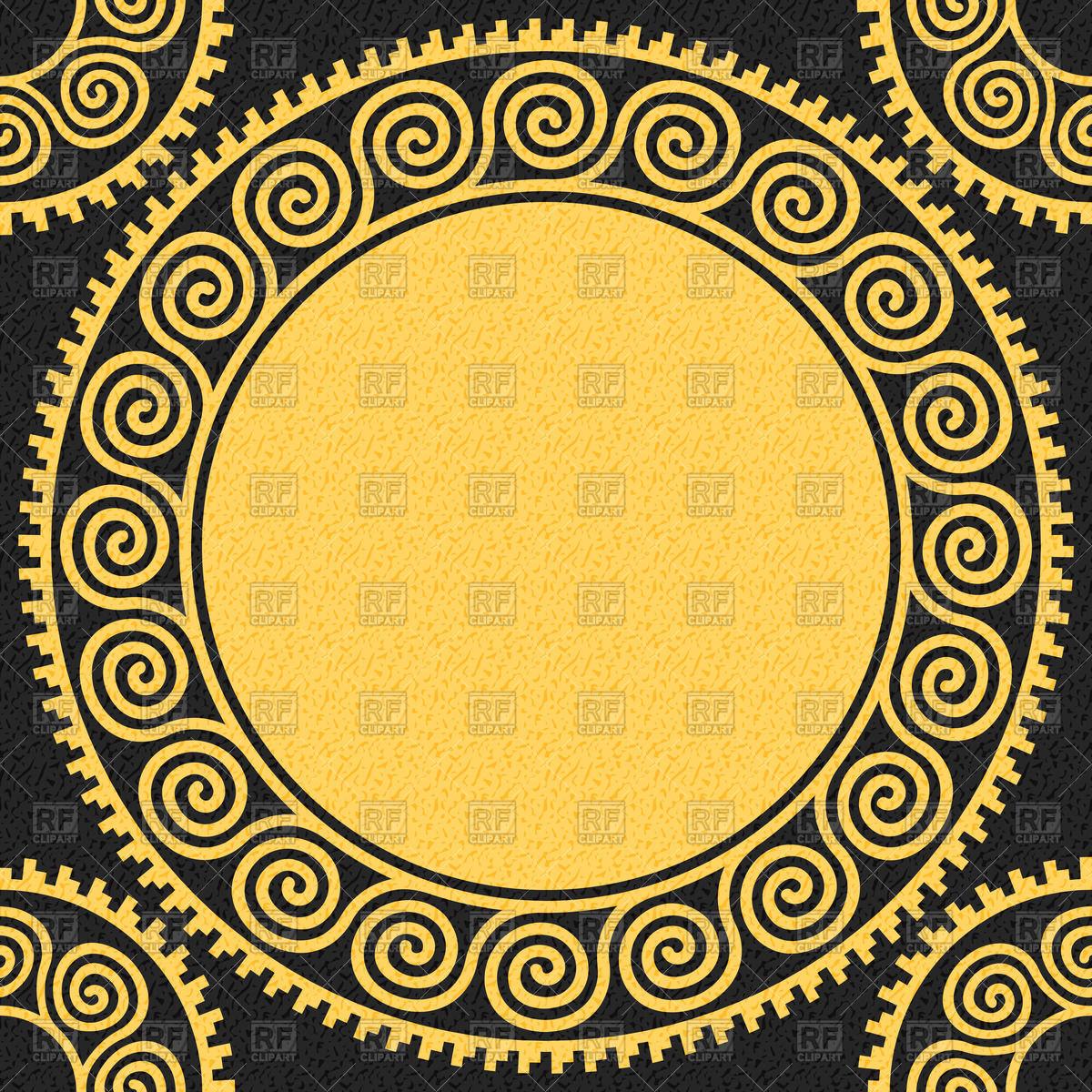 48 Gold Greek Key Wallpaper On Wallpapersafari