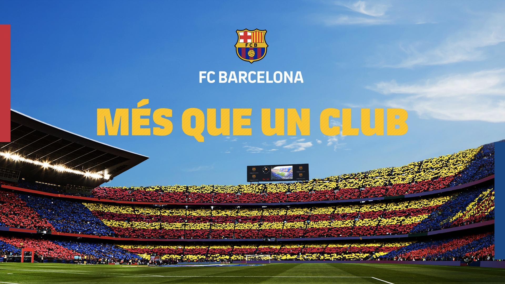 1920x1080px FC Barcelona 2019 Wallpapers - WallpaperSafari