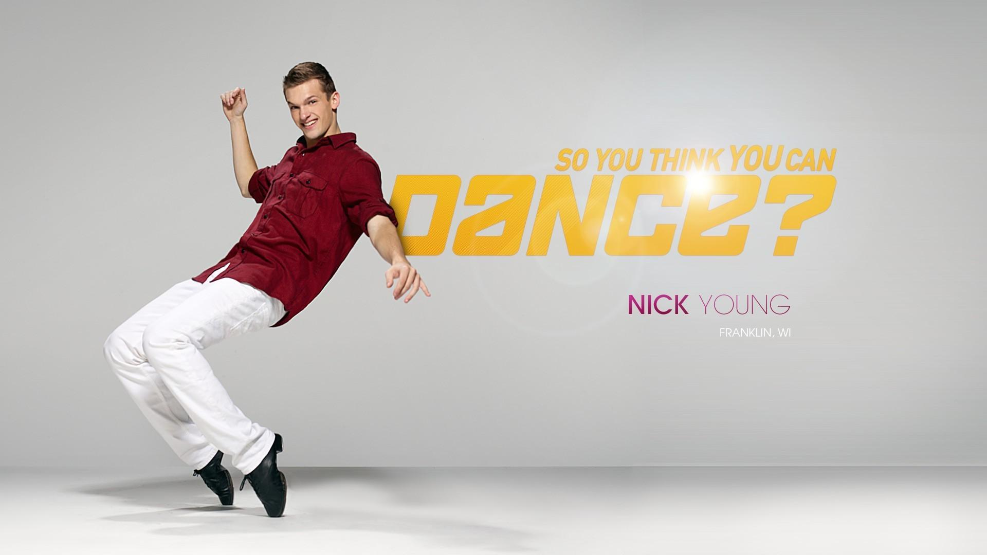 Nick young so you think can dance wallpaper 7422 1920x1080