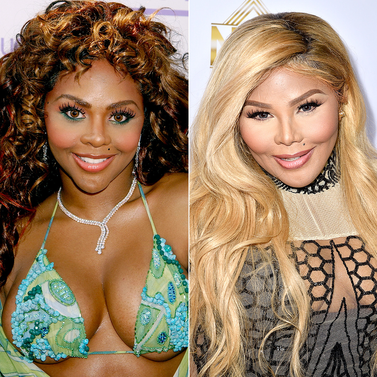 Lil Kim How Her Face Has Changed 1200x1200