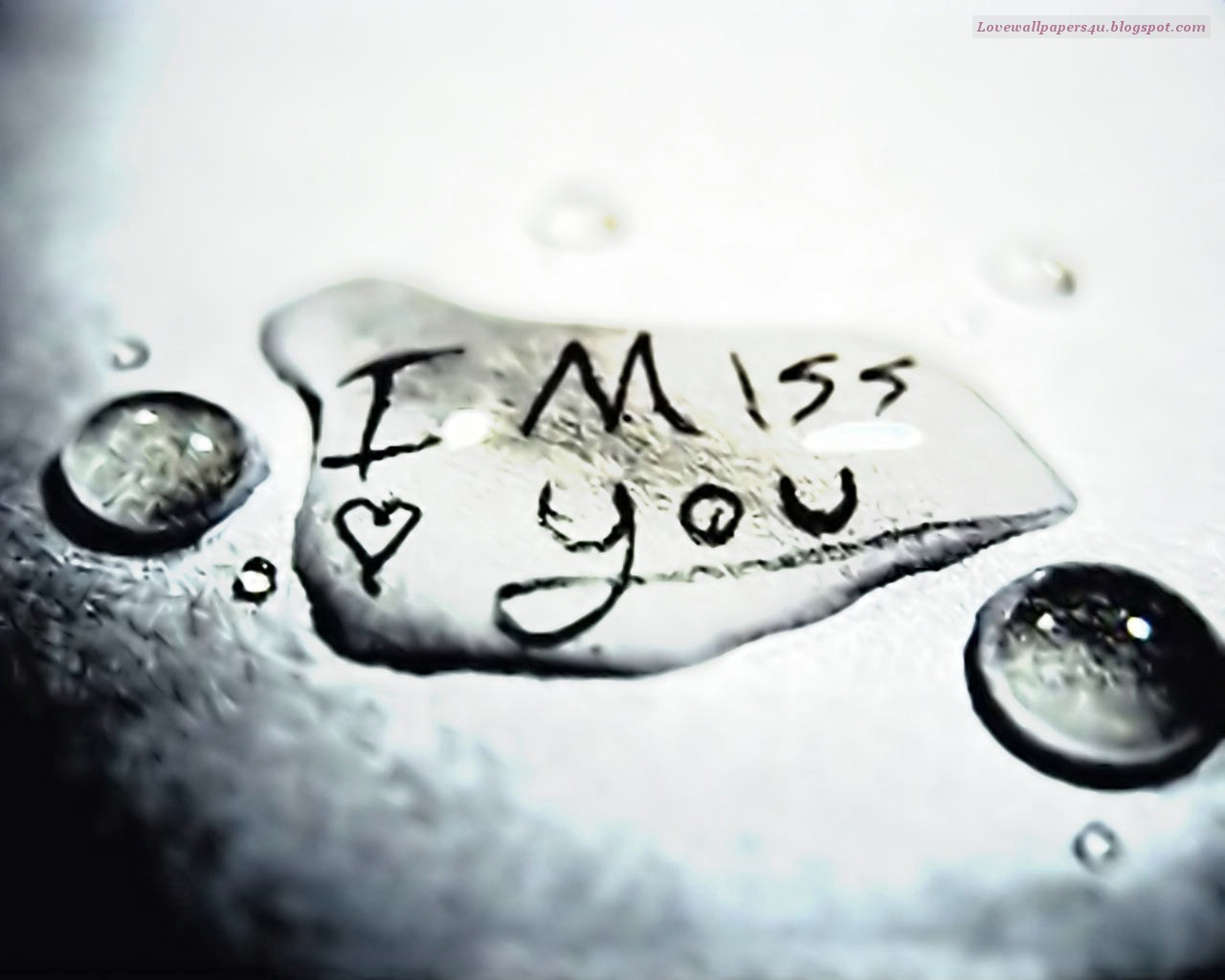 I Miss You Love Wallpapers Romantic Wallpapers   Stock 1280x1024