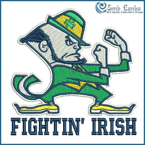 Notre Dame Fighting Irish Logo Wallpaper Quotes 611x612