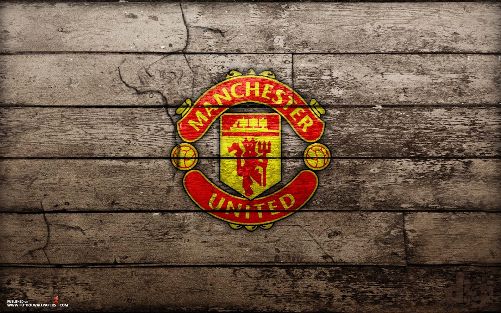Manchester United Logo Wallpaper 3 Manchester United Wallpapers 1600x1000