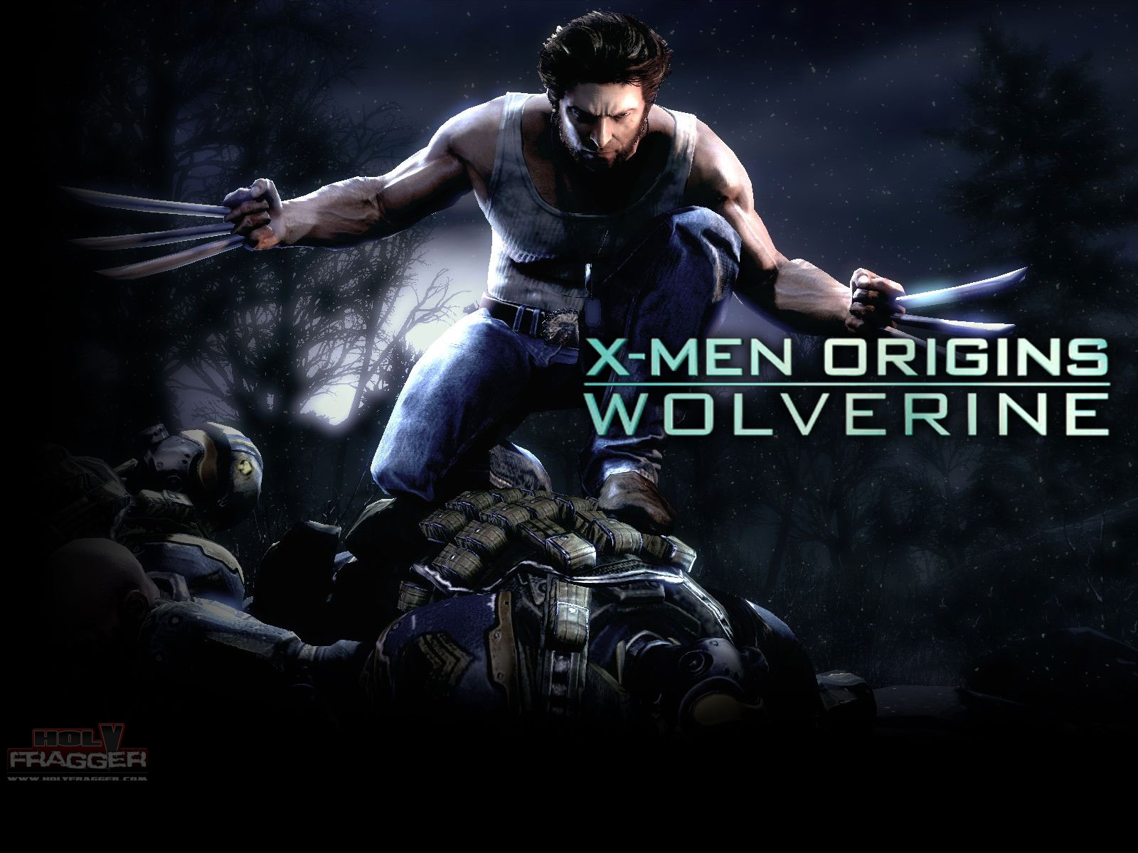 More X Men wallpapers Wolverine wallpapers 1600x1200