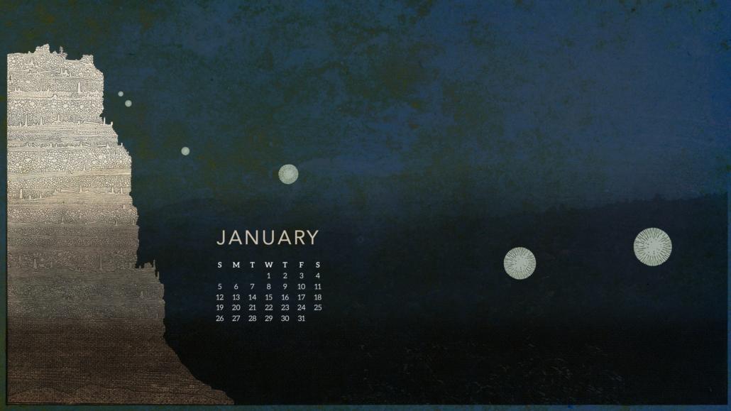 January 2020 Desktop Wallpaper Giants Pilgrims 1030x579