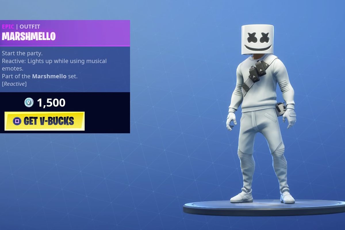 Marshmello Fortnite concert how to watch the show online   The 1200x800