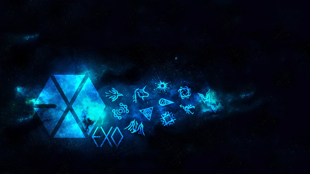EXO Wallpaper by forever and always s 1024x576