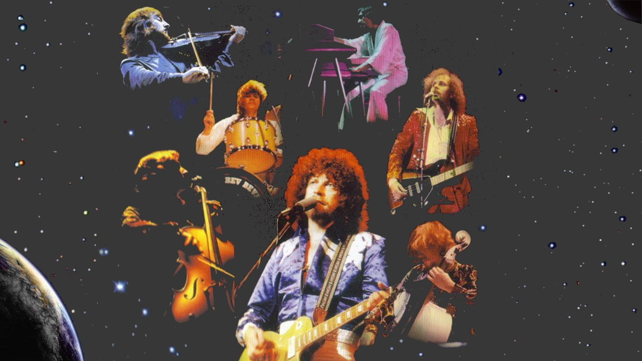 Electric Light Orchestra Wallpaper Electric light orchestra 1280x720