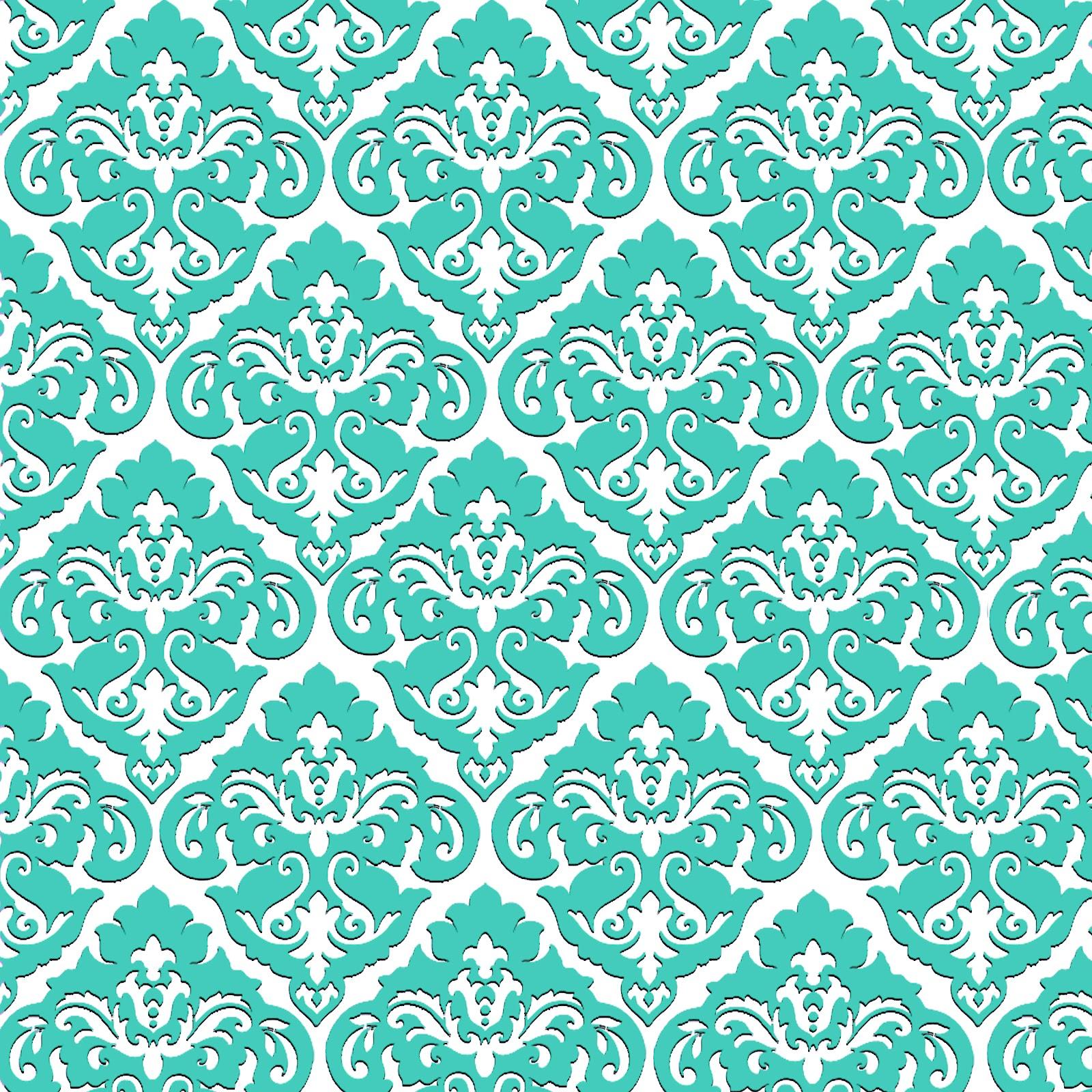 Teal chevron print background teal chevron background patterns - Pretty Teal Wallpapers Wallpapersafari
