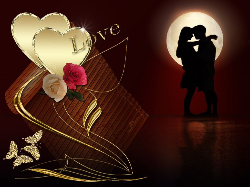 Free Download Quality For Download Valentine Couple Love Wallpaper