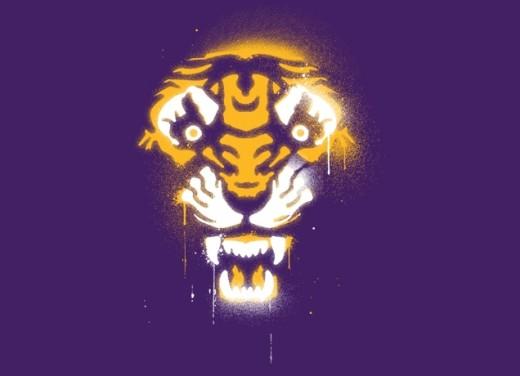 Lsu Tigers 520x376