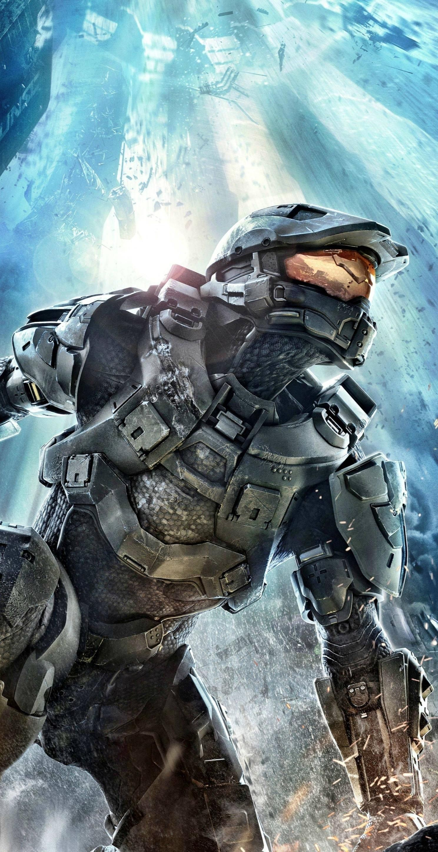 Halo 4 Wallpaper For Iphone   Halo Wallpaper Iphone 2208177 1488x2897