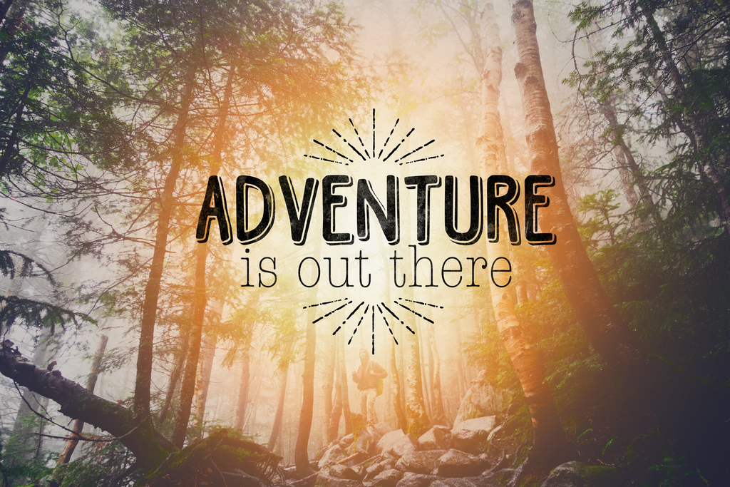 Adventure is Out There Wallpaper by Grace like rainx 1024x683