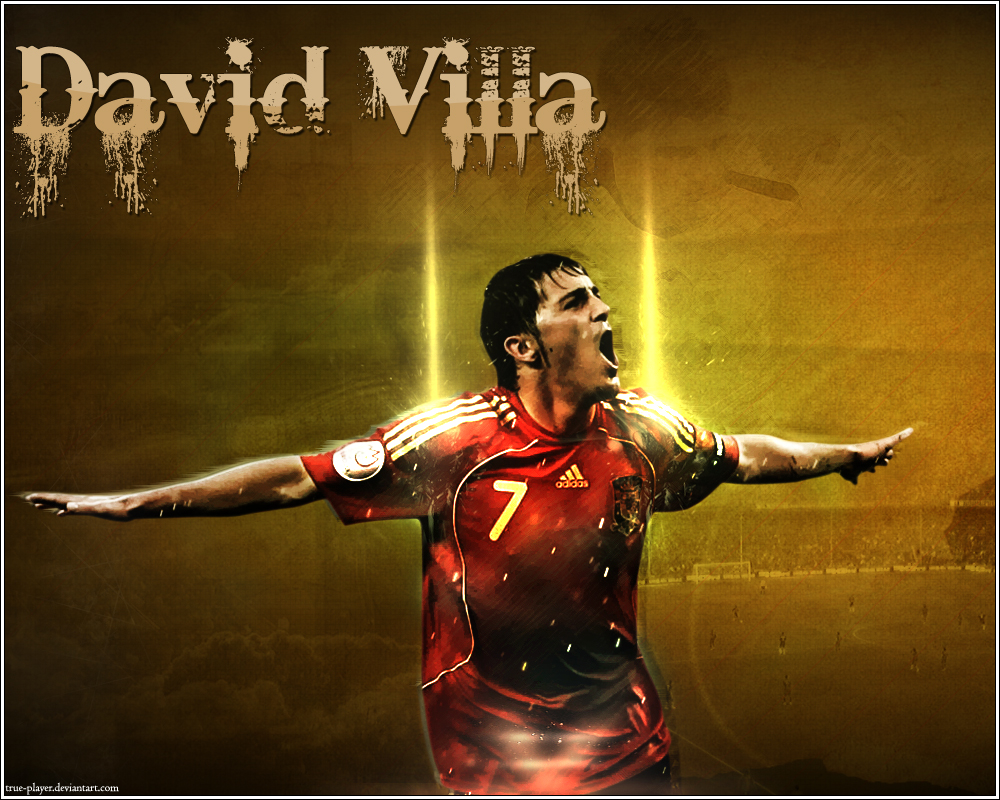 David Villa Wallpapers 1000x800