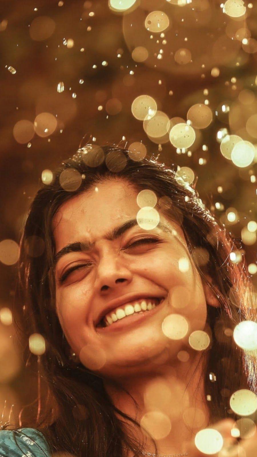 Rashmika Mandanna Mobile Wallpaper from movie dear comrade 900x1600