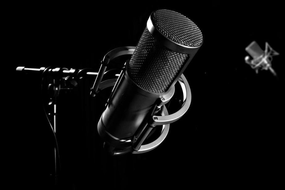 Cool recording studio wallpapers wallpapersafari - Microphone wallpaper ...