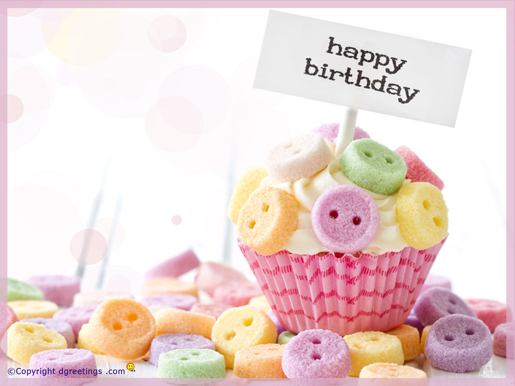 Birthday wallpapers of different sizes Wallpapers Computer 1024x768