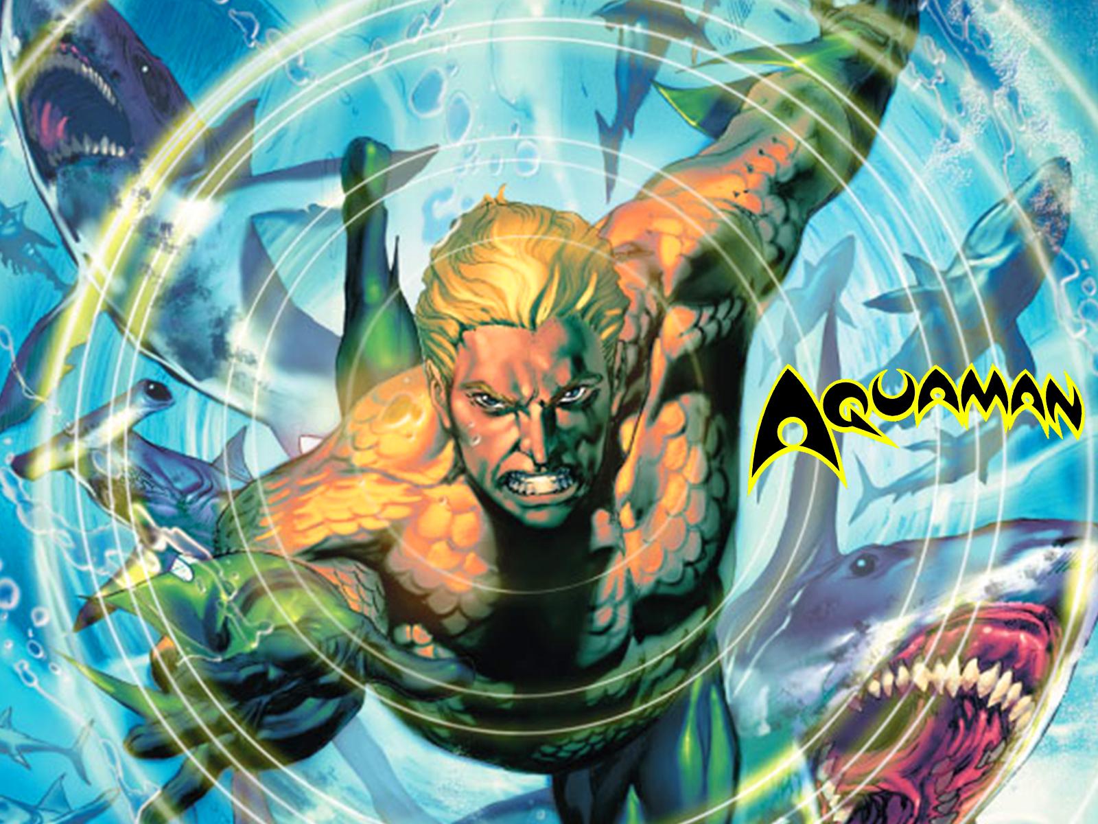 Aquaman IPhone Wallpaper