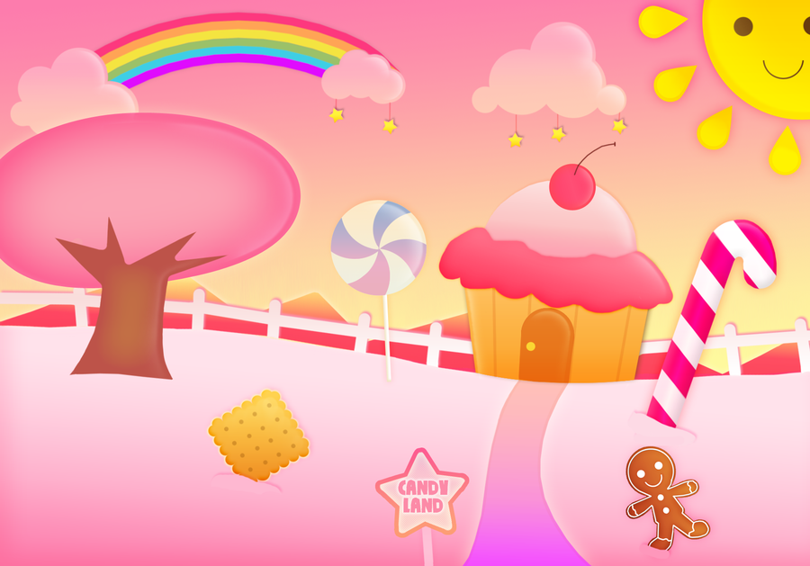 candy world wallpaper - photo #28