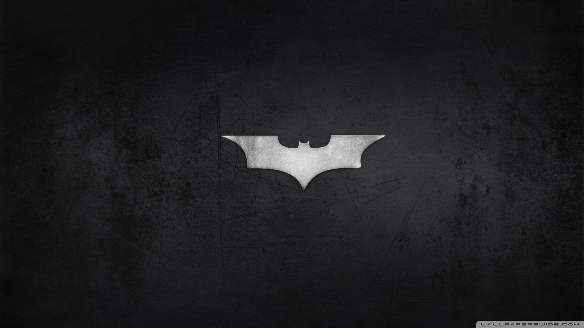 50 New Batman Logo Wallpaper On Wallpapersafari