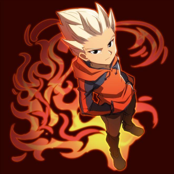 Inazuma Eleven Go Axel Blaze Wallpapers wwwimgkidcom 661x661