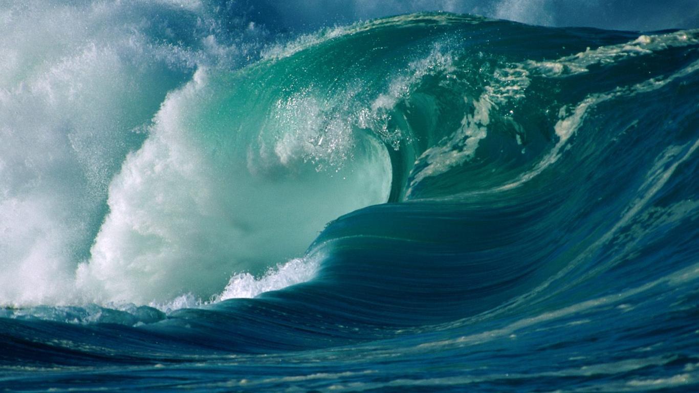 Wave HD 1366x768 1366x768