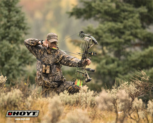 Hoyt Carbon Matrix Hunting Bow Will Be Sure To Bring One Home Be 540x432
