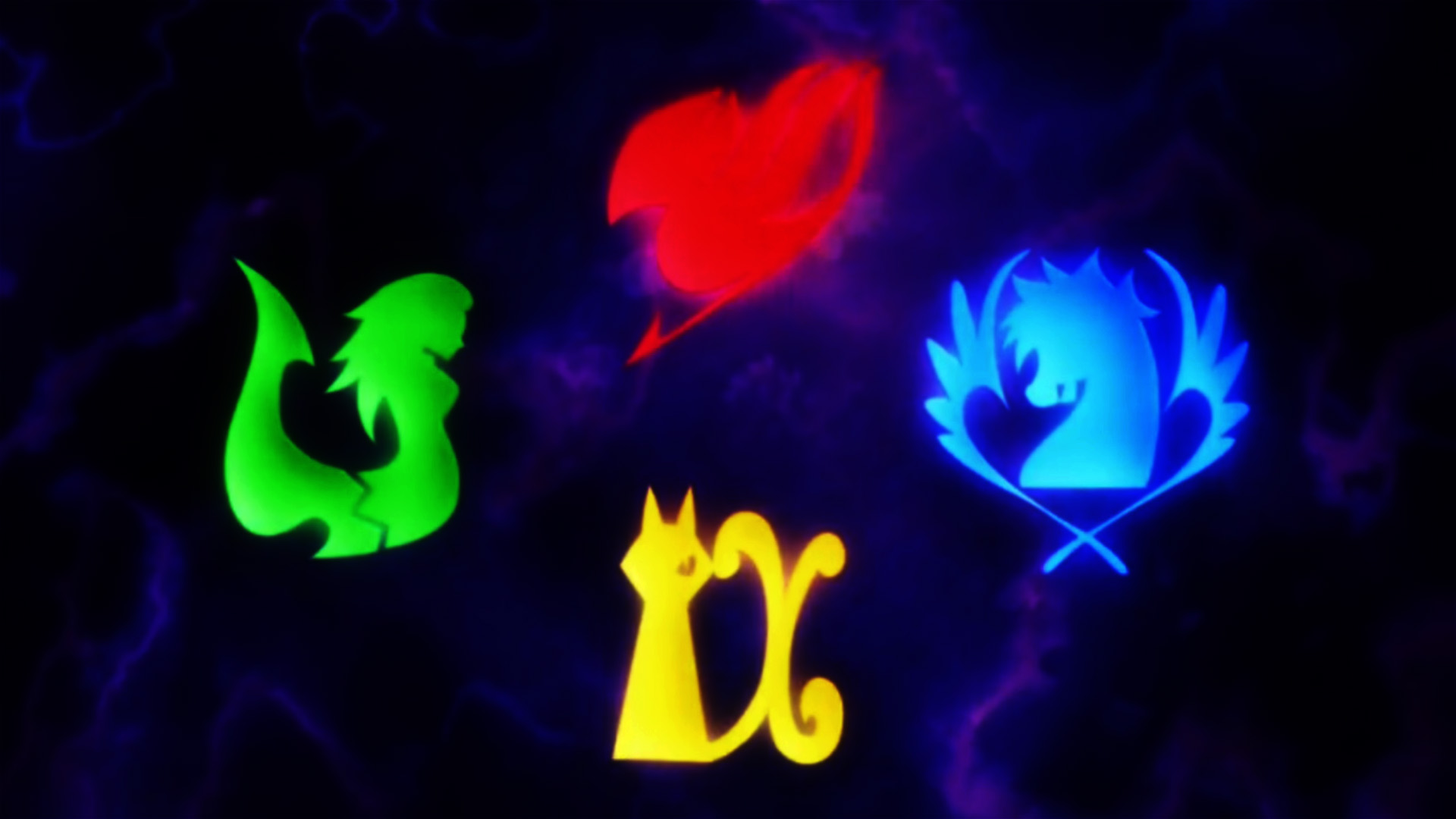 Fairy Tail Alliance Logo HD Wallpaper | Anime Wallpapers