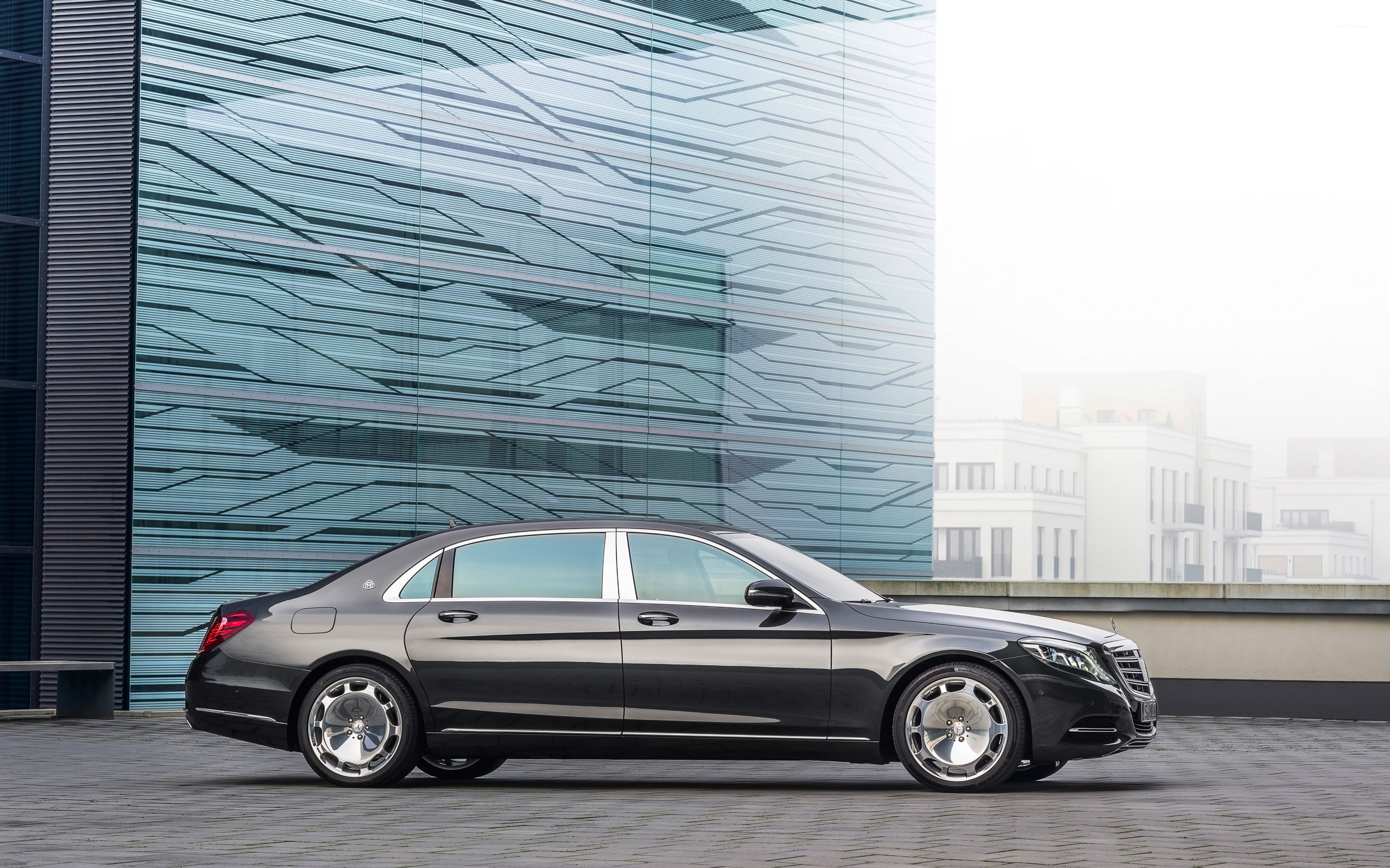 2015 Mercedes Maybach S600 [10] wallpaper   Car wallpapers 2560x1600