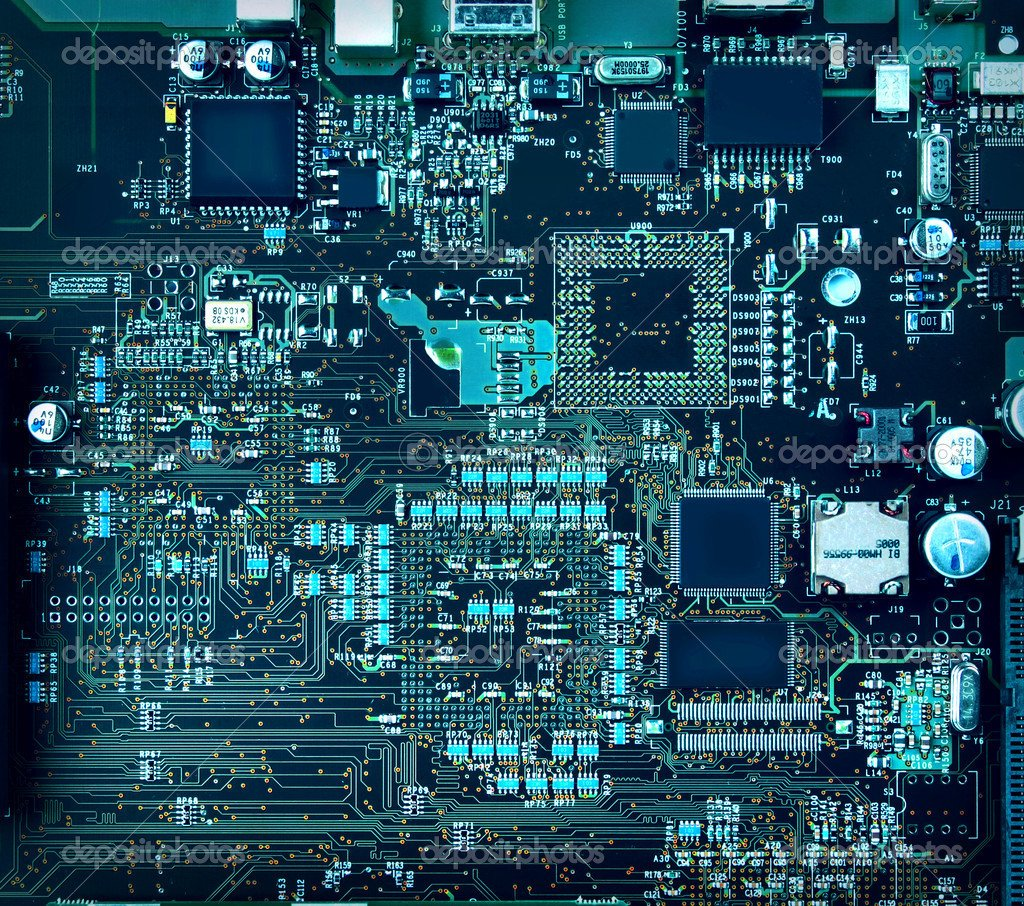 Computer Wallpaper Com: HD Motherboard Wallpaper
