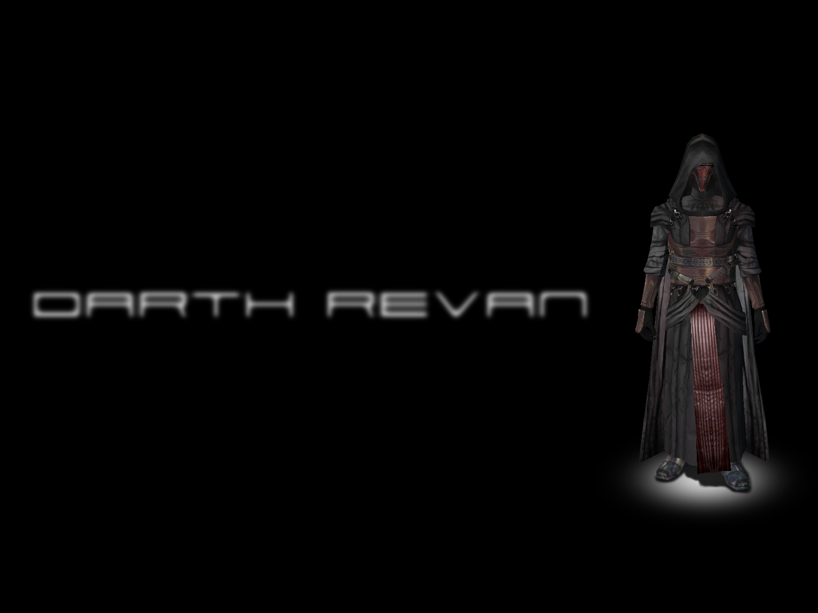 Star Wars Revan Wallpaper