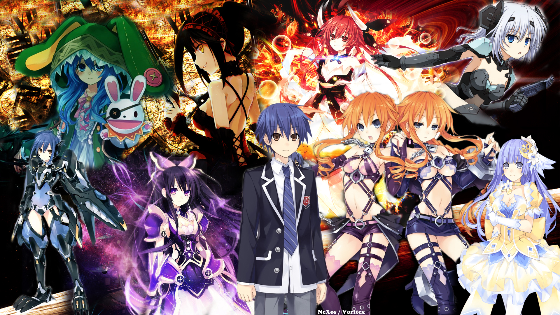 Date A Live Wallpaper Download Free Beautiful Full Hd