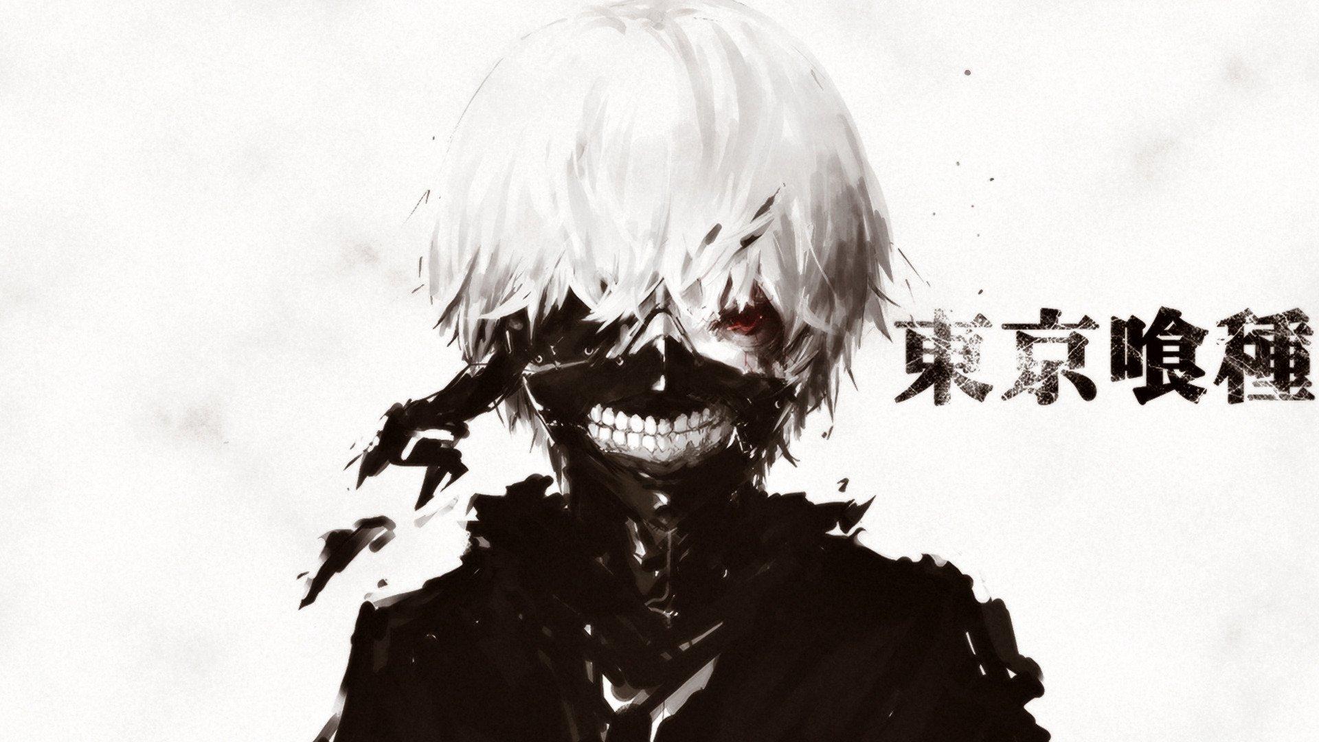 Wallpapers del anime Tokyo Ghoul en HD   Taringa 1920x1080