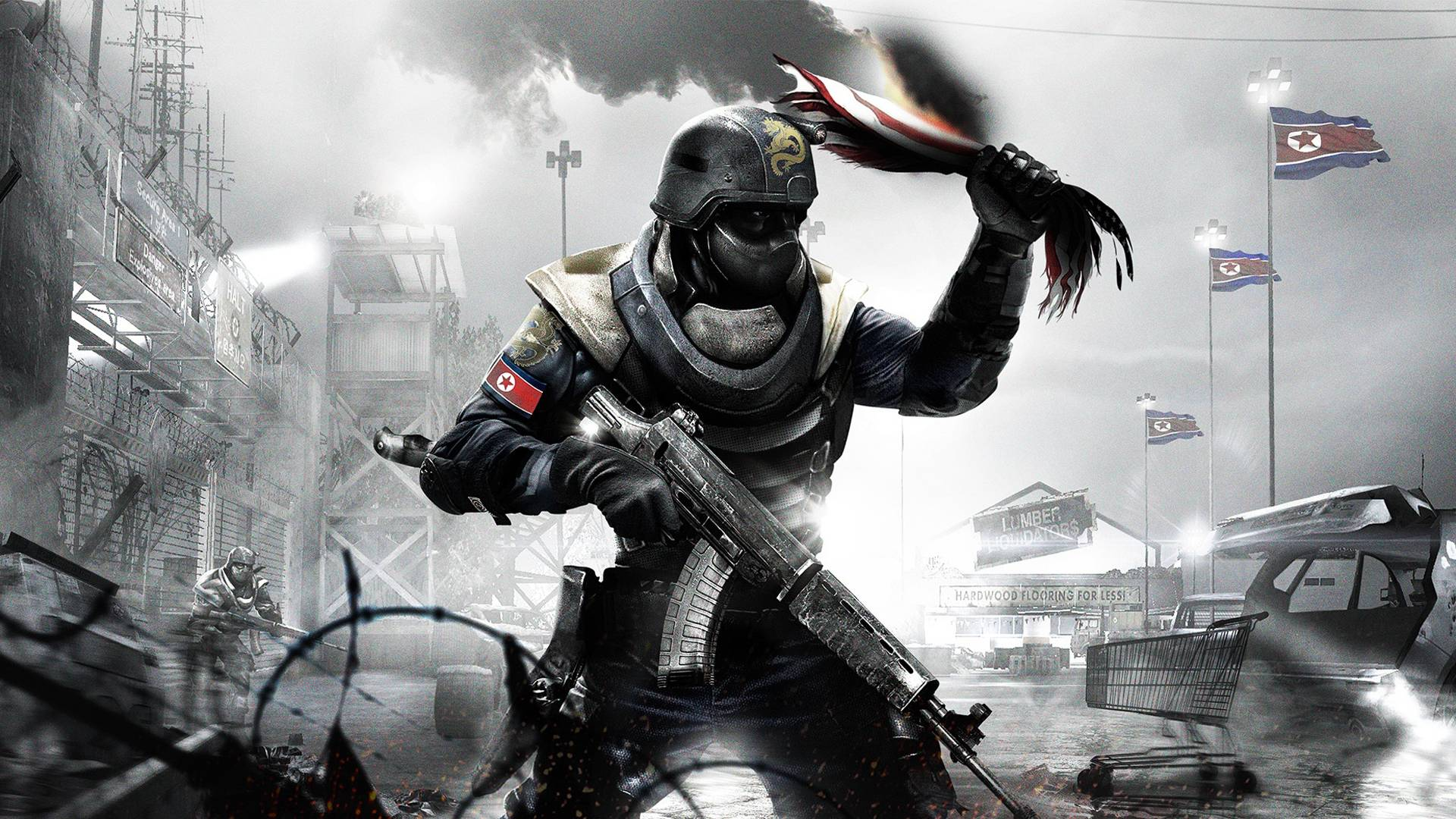 Homefront Wallpapers in full 1080P HD GamingBoltcom Video Game 1920x1080