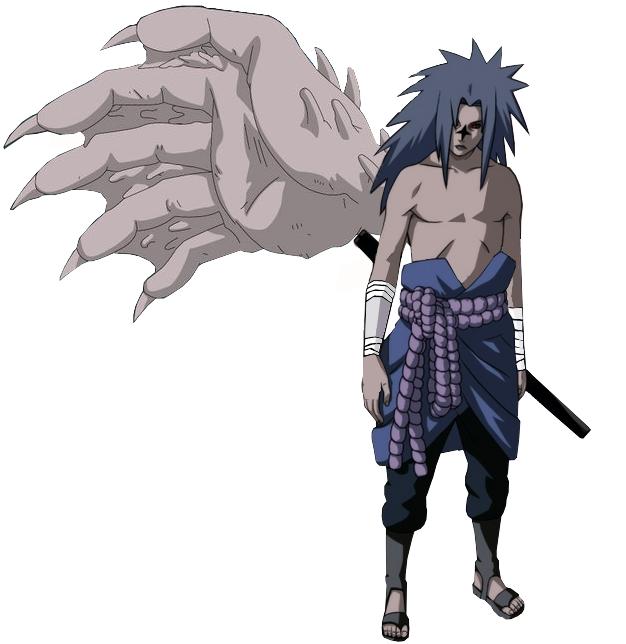 Sasuke Uchiha cursed seal 2 by elninja75 626x644
