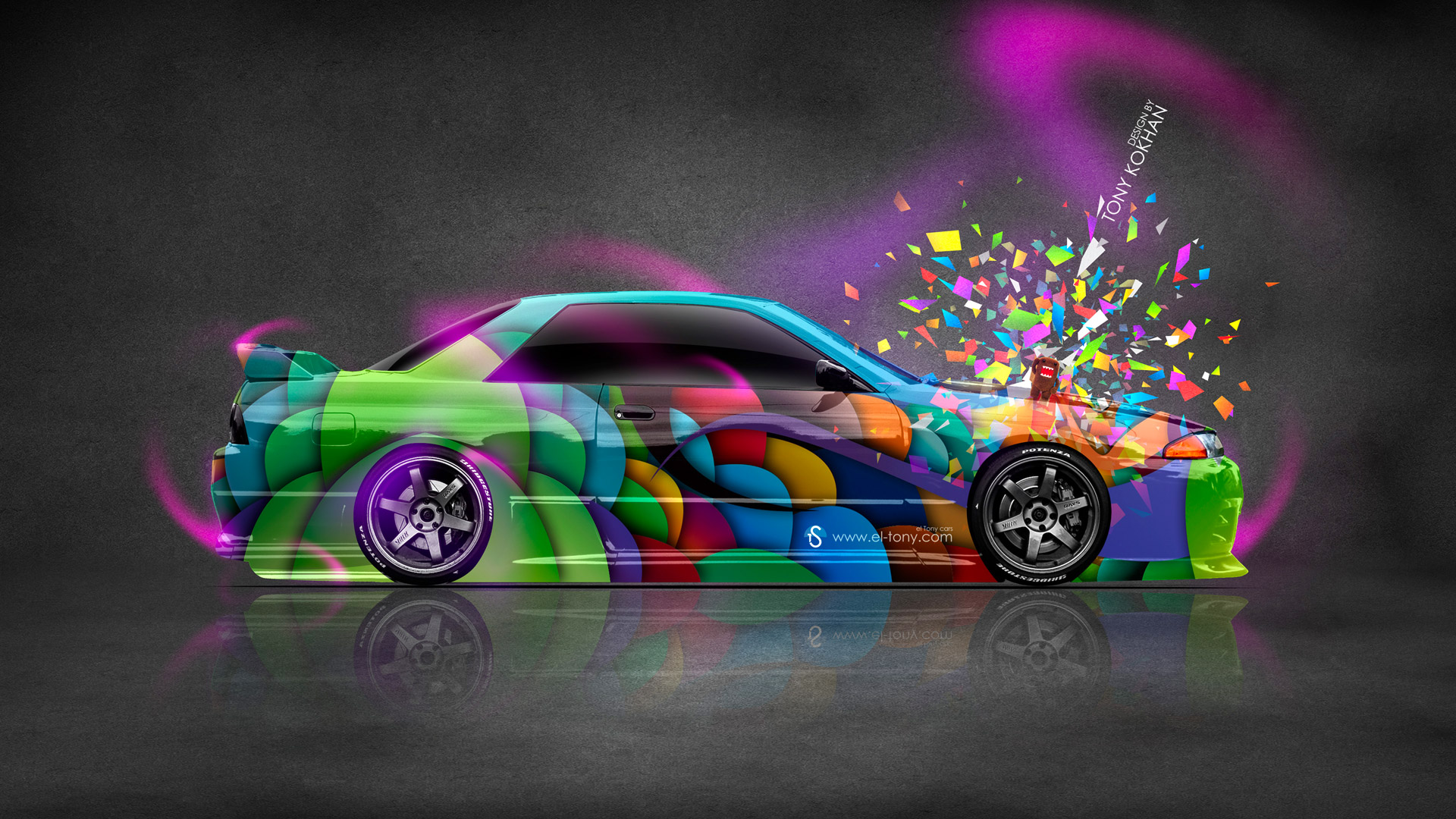 Toy Car 2014 Art HD Wallpapers Design