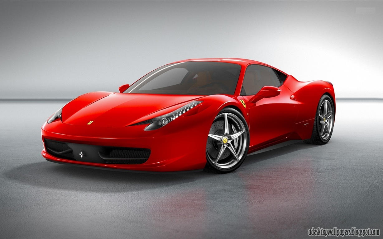 Ferrari Car Desktop Wallpapers PC Wallpapers Wallpaper 1229x768