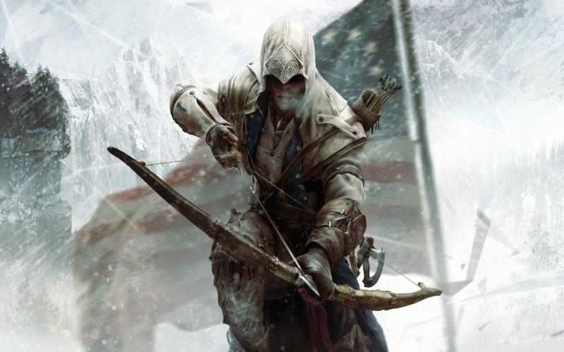HD Assassins Creed Iii Wallpaper 800x500