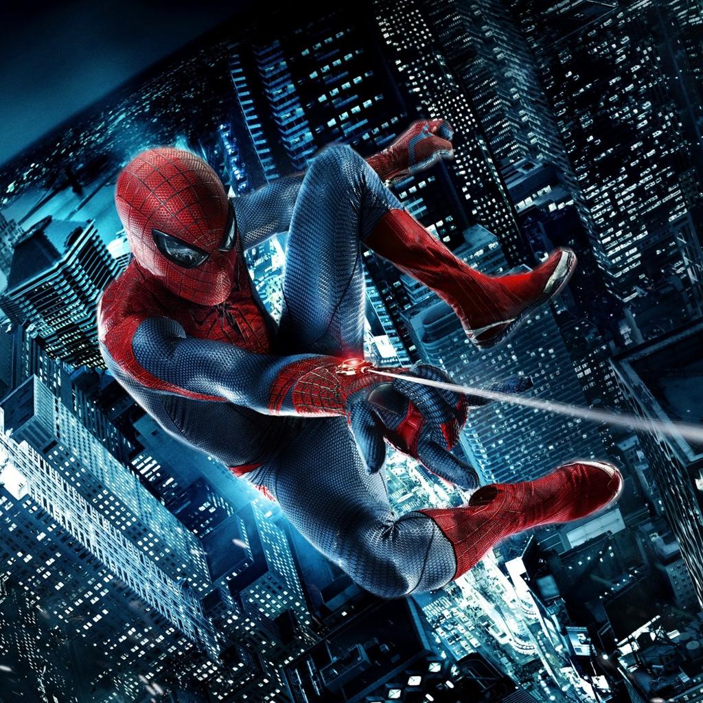 The Amazing Spiderman 2 wallpaperjpg1425657356 1024x1024