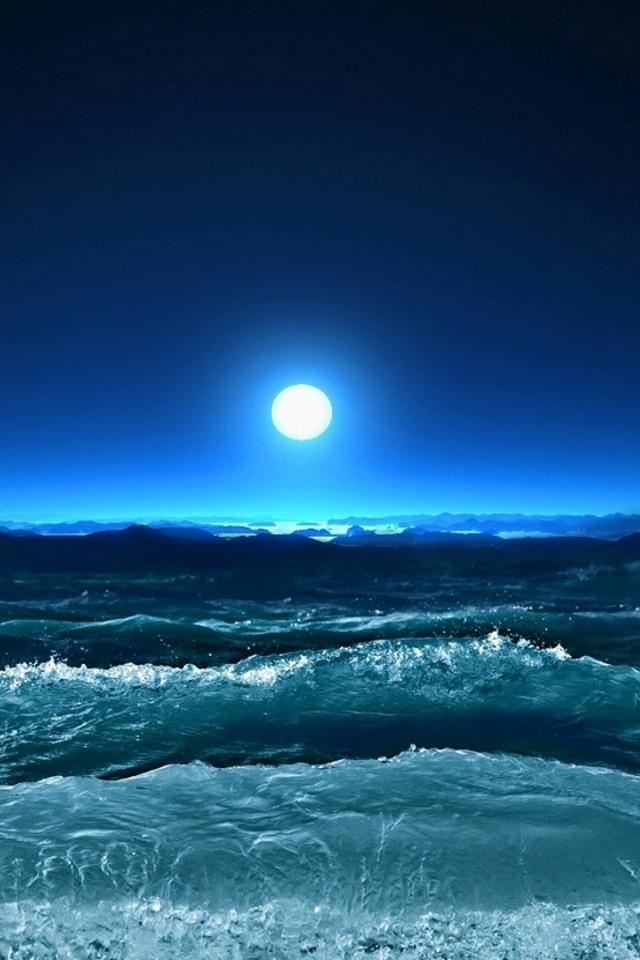 49+ Ocean Wave iPhone Wallpaper on WallpaperSafari