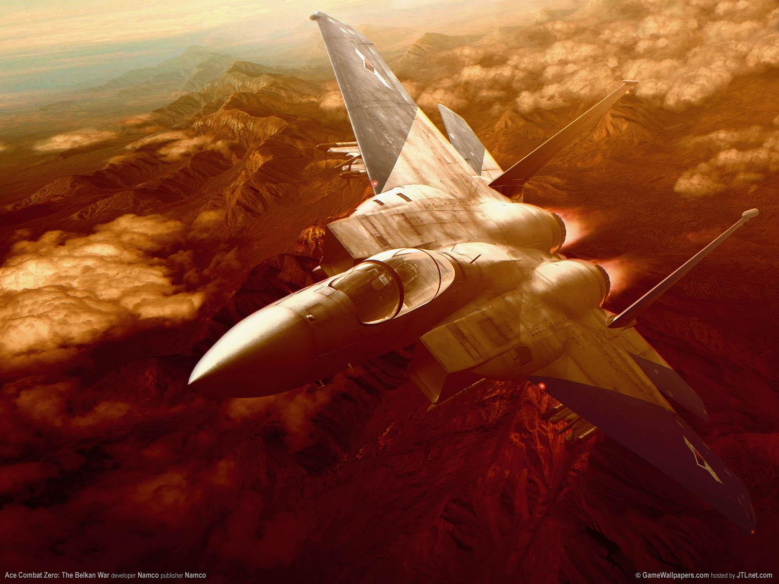 Ace Combat Zero wallpapers Ace Combat Zero stock photos 1600x1200