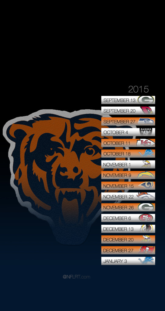 Chicago Bears 543x1024