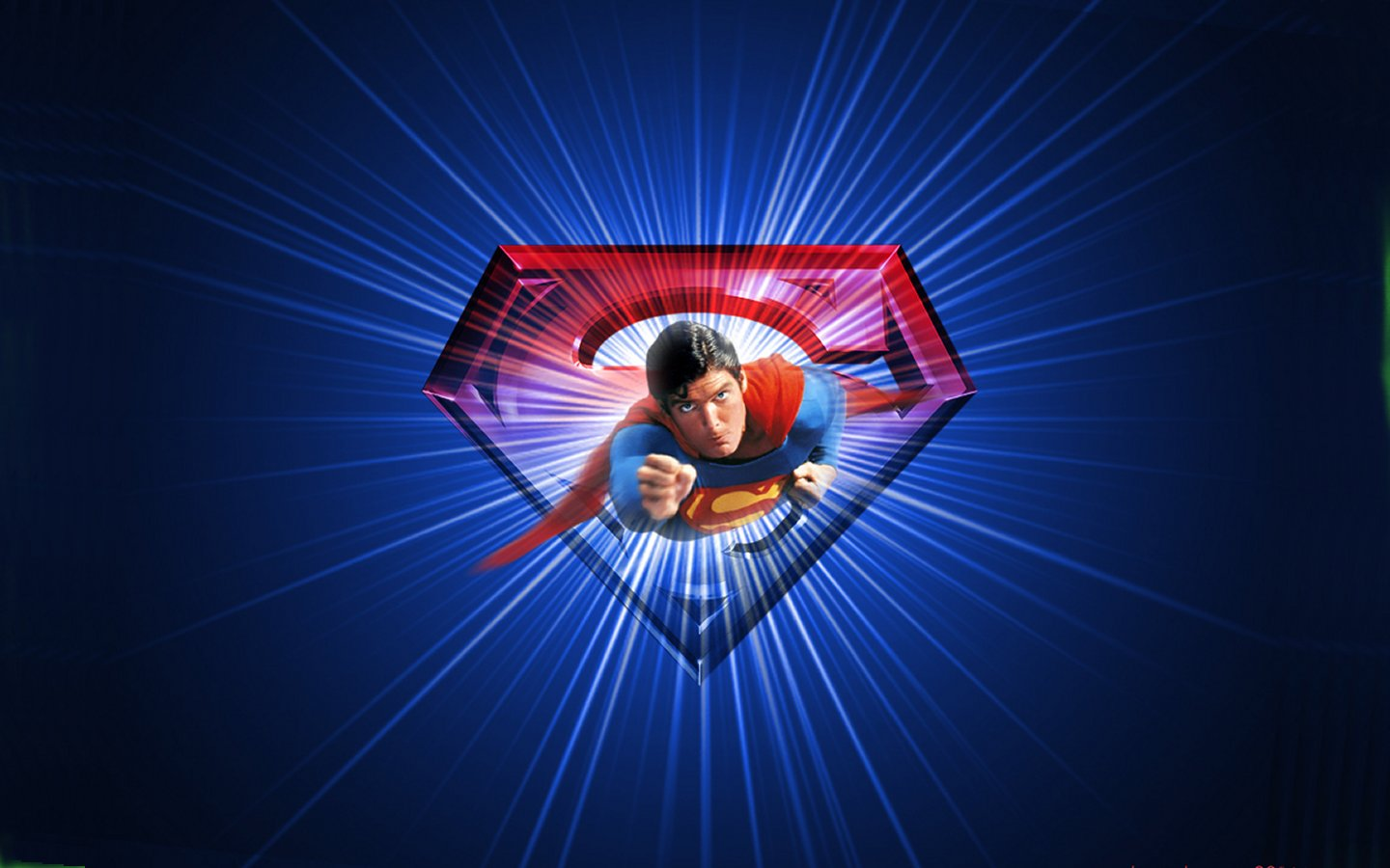 another cool Superman Wallpaper 1440x900
