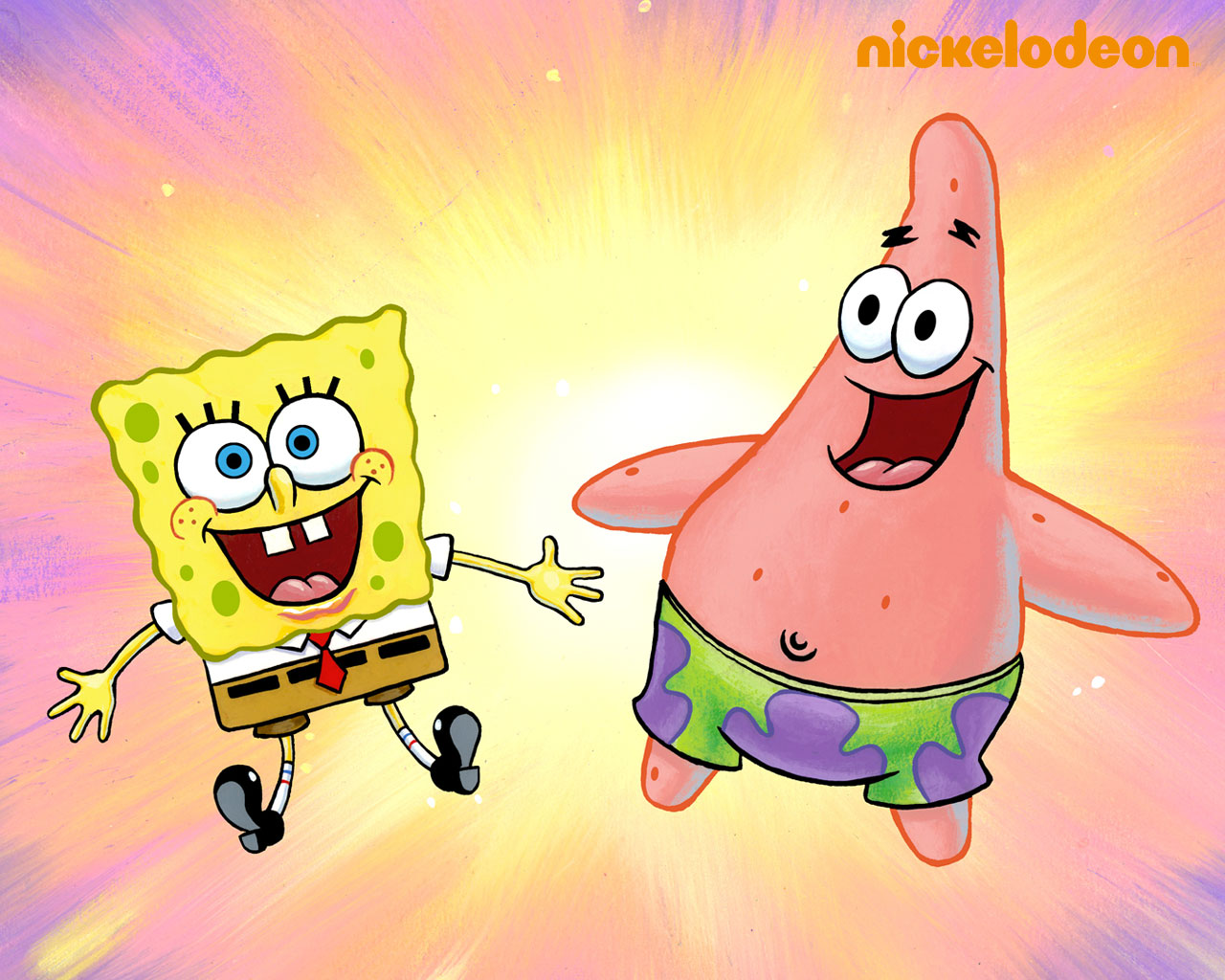 49 Spongebob And Patrick Wallpaper On Wallpapersafari