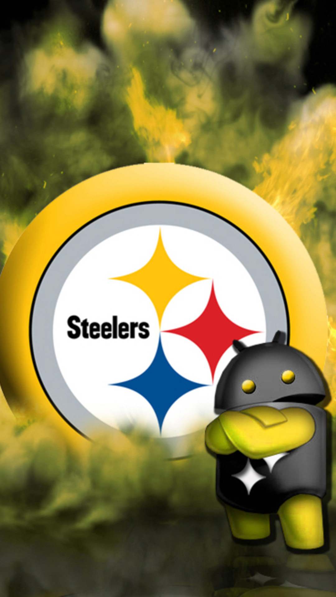 Android Steelers Galaxy S5 Wallpapers HD 1080x1920